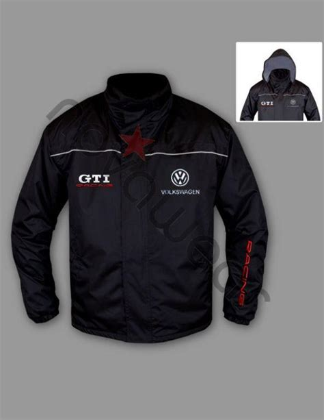 vw gti windbreaker jacket vw merchandise vw caps vw clothes