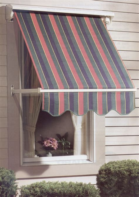 Window Awning Fabric by 4300 Fabric Window Awnings Overhead Door