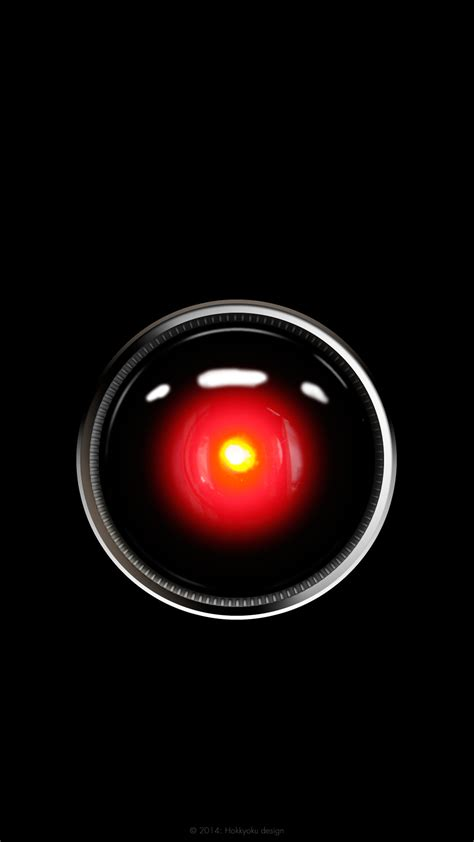Hal 9000 Iphone 6 7 5 Xiaomi Redmi Note F1s Oppo S6 Vivo android live wallpaper hal 9000 archives jurnal android