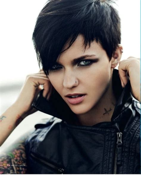edgy haircuts without bangs 25 best ideas about pixie cut long bangs on pinterest
