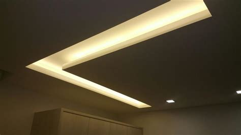 Cove Ceilings   False Ceilings   L Box   Partitions   Lighting Holders