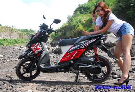 Ban Motor Matic Cepat Panas Yamaha X Ride Pelopor Skutik Di Indonesia Info
