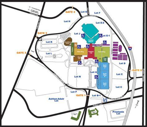 map of center ky expo center map beezerfest