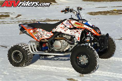 Ktm Atv 450 Michael Pilotte 2010 New Atv Mx Racing