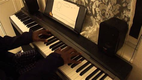 merry christmas  lawrence variations piano solo youtube