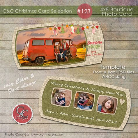 whcc boutique card templates photo card selection 123 card templates on
