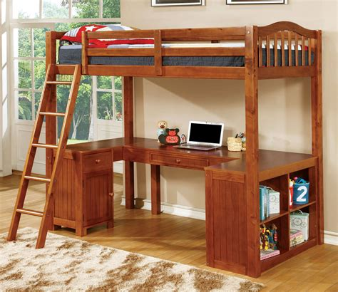 loft twin bed with desk espresso wood twin loft bed with u shaped desk underneath