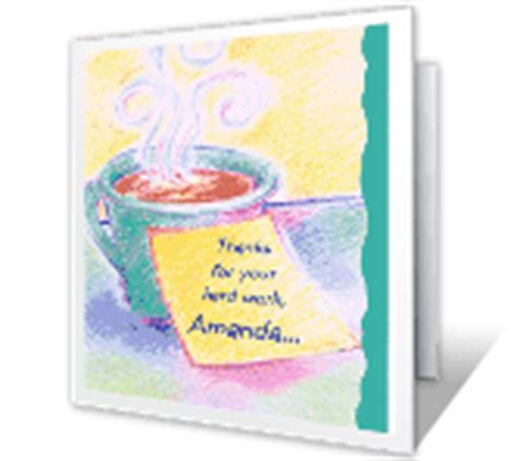 printable thank you cards for employees thank you cards print free at blue mountain