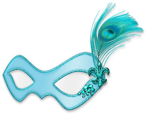 Mardi Gras Masks Clip by Mardi Gras Masquerade Mask Clip Blue With