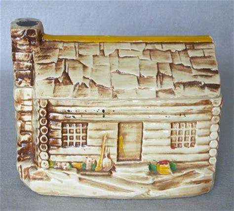 Mccoy Log Cabin Cookie Jar by Vintage Mccoy 136 Usa Pottery Log Cabin Cookie Jar With Lid Antique Price Guide Details Page