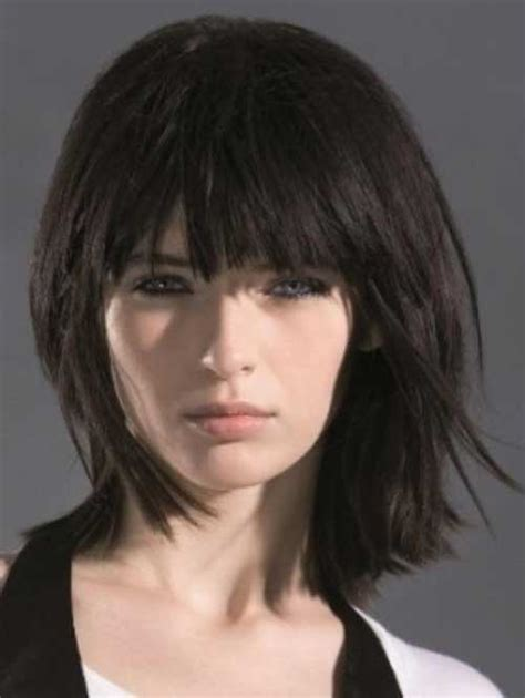 Bob Hairstyles 2016 With Bangs by 25 Bob Hairstyles With Bangs 2015 2016 Bob Hairstyles