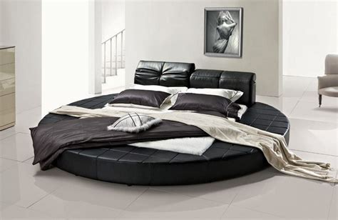 round leather bed 20 incredible round bed designs for your bedroom