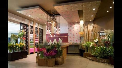 flower shop interior design ideas