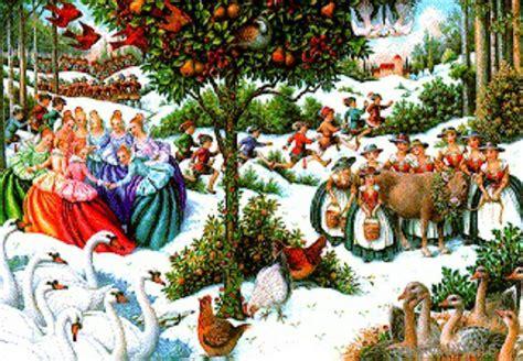origins cosmetics 12 days of christmas are the 12 days of a secret catholic code ave radio ave radio