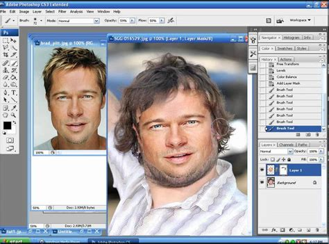 tutorial face swap photoshop cs3 photoshop tutorial on face swapping youtube