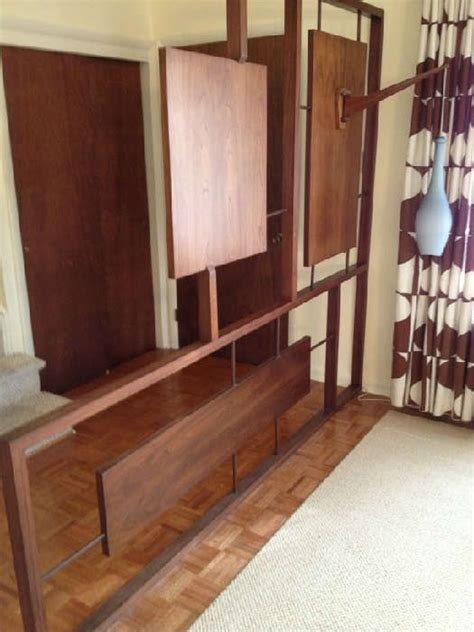 Room Divider From Mid Century Modern Cool Furniture And Mid Century Modern Room Divider