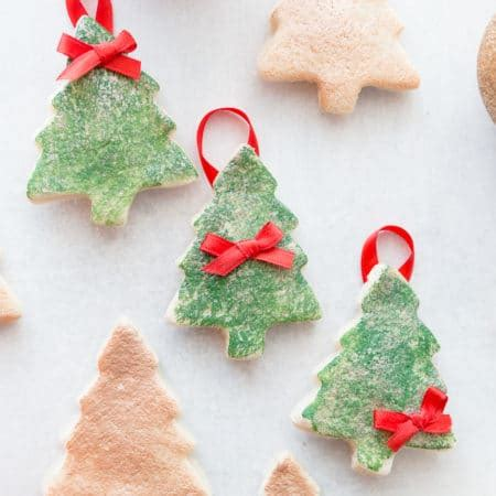 diy salt dough christmas tree ornaments dear crissy