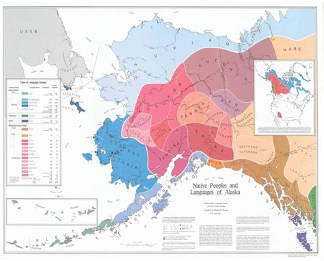 american tribes alaska map 49 best images about alaska maps on