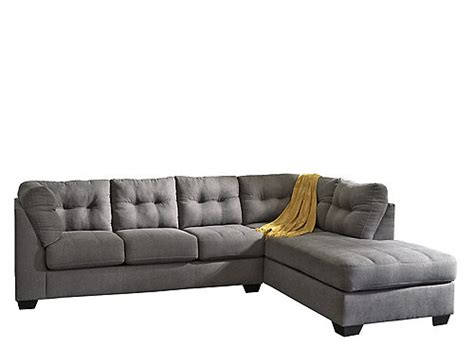 couch to 5 miles desmond 2 pc sectional sofa charcoal raymour flanigan