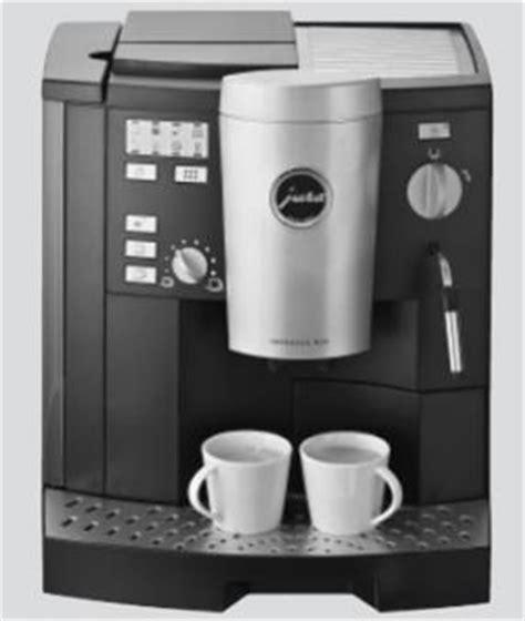 Entkalkung Jura Impressa C5 by Jura Impressa S 55 501 Bei Kaffeevollautomaten Org
