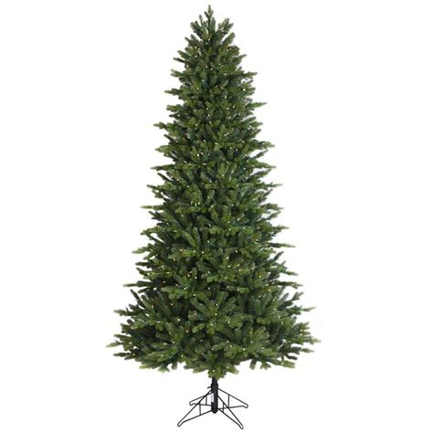 ge constant on xmas tree bbs shop ge 7 5 ft pre lit ashville fir artificial tree with 500 constant white clear