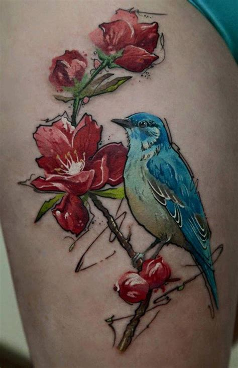 the painted bird tattoo awesome bird images part 8 tattooimages biz