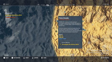 Origins Set Trial assassin s creed origins trials of the gods guide how to
