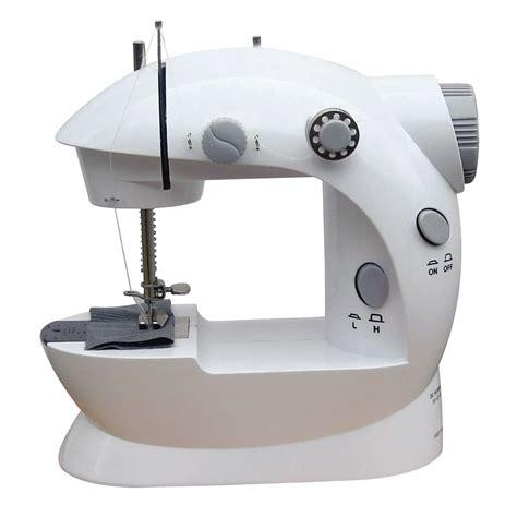 mini swing machine electric twin speed mini stitch handheld sewing machine