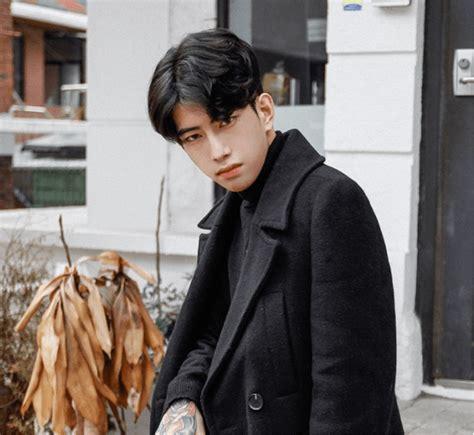 gaya rambut pria ala artis korea terbaru terpopuler  dans media