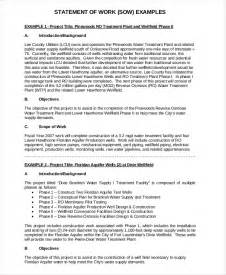 Statement Of Work Template Consulting by Statement Of Work Template Consulting Template Design