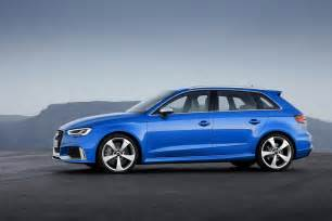 Audi S3 Rs New Audi Rs3 Sportback Names Its Price By Car Magazine
