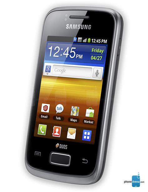 Samsung Y Duos by Samsung Galaxy Y Duos Specs