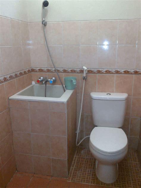 desain kamar mandi minimalis 2015 desain ruang kamar mandi wc rumah minimalis type 36 60