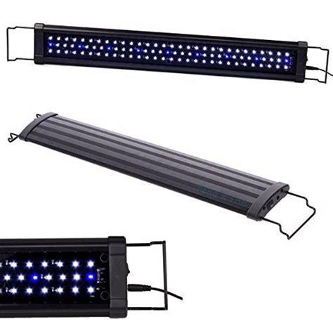 72 led aquarium light freshwater aquarium lights