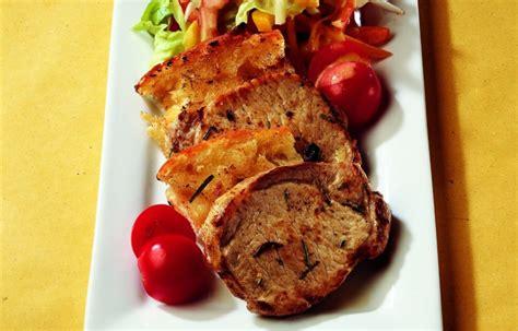 cucinare lonza di maiale ricetta lonza di maiale con verdure croccanti le ricette