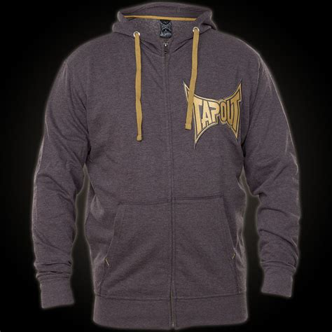 Hoodie Zipper Agents Of Shield 1 313 Clothing tapout hoody shield hoody with a large patch print with gold foil