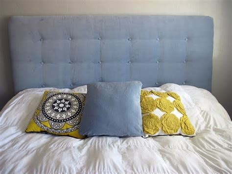 making your own headboard how to make a diy tufted headboard