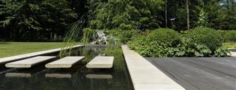 moderne gärten mit wasser moderner garten mit wasser wasser im modernen garten