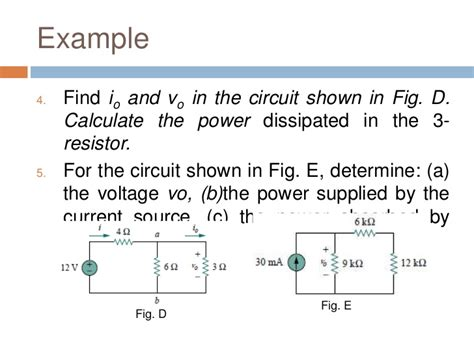 determine the power dissipated by the 40 ohm resistor calculating the power dissipated by a resistor 28 images basic electrical circuit 1 ppt