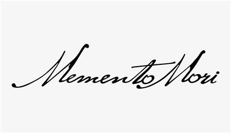 memento pattern là gì bohemio mundi memento mori