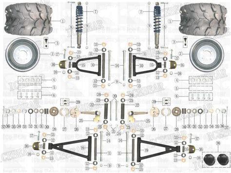crossfire gy6 150cc wiring diagram gy6 150cc headlights