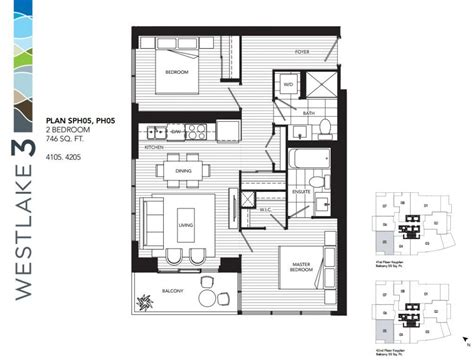 westlake floor plan westlake phase 3 in toronto on prices floor plans