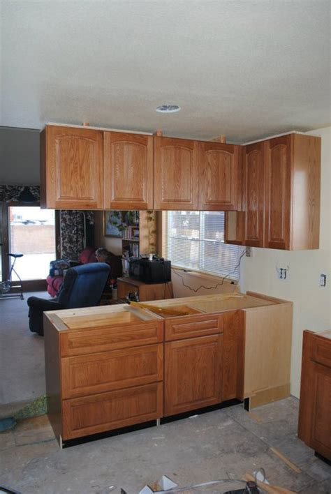 kraftmaid kitchen cabinets home depot nevada trimpak can remodel your kitchen in under 30 days