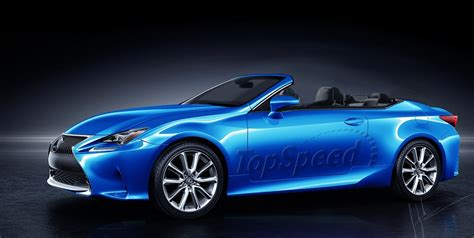 2016 Lexus Rc Convertible Picture 568552 Car Review