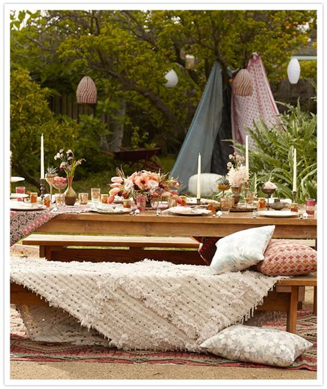 Vintage Boho Home Decor by A Bohemian Summer Party Shop Party Entertaining