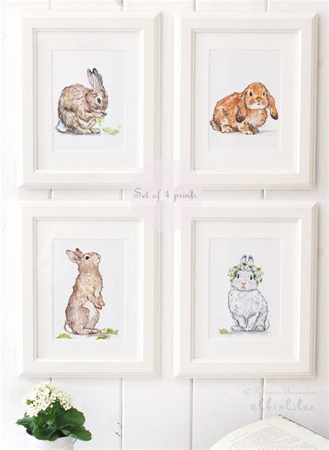 The 25 Best Bunny Nursery Ideas On Pinterest White Rabbit Decorations Nursery