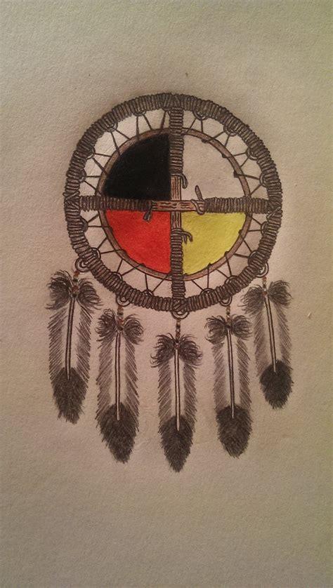 medicine wheel tattoo pin by clay bricker on ideas tattoos