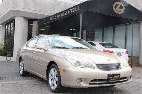 Massapequa Lexus Service by Find Used 2005 Lexus Es 330 4dsd In Massapequa Park New
