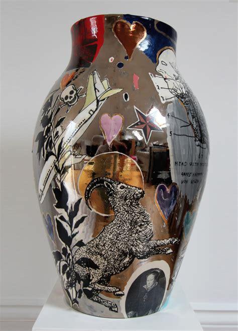 Grayson Perry Vase by Dan Baldwin Vase 171 Deyong