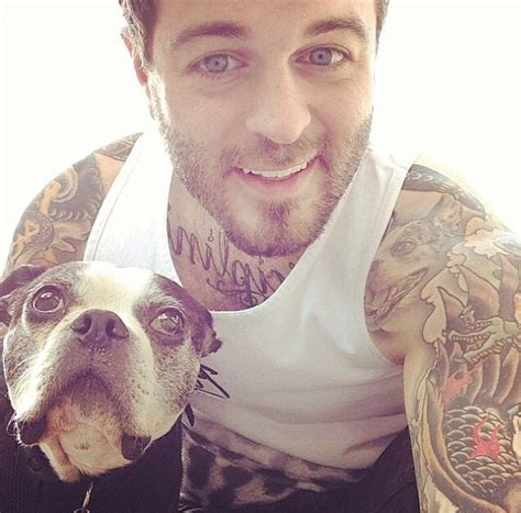 curtis lepore tattoos tattoos dogs boston terriers pics